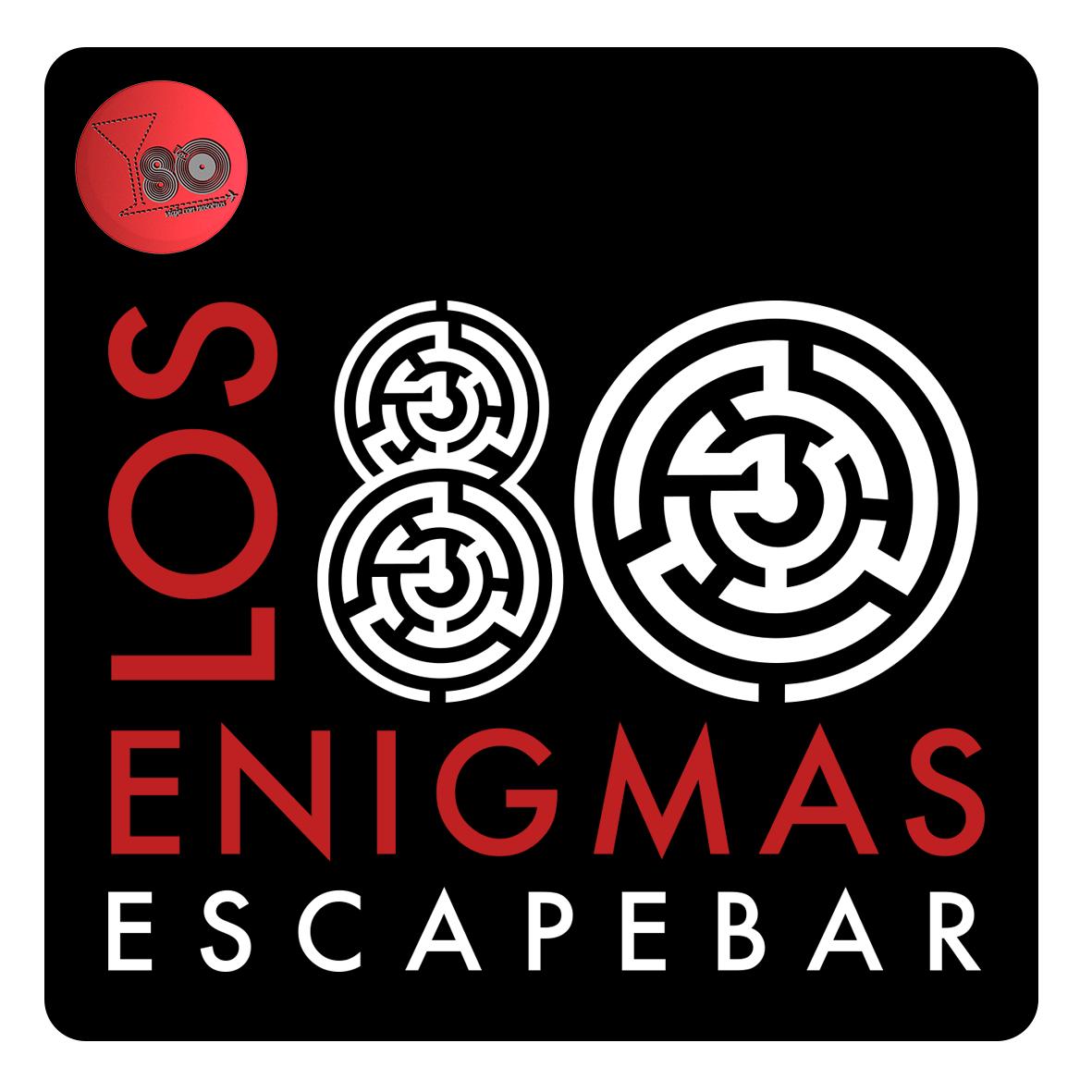 Los 80 Enigmas: Escape Room Aranjuez